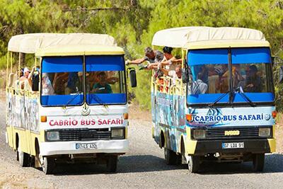 cabrio bus side